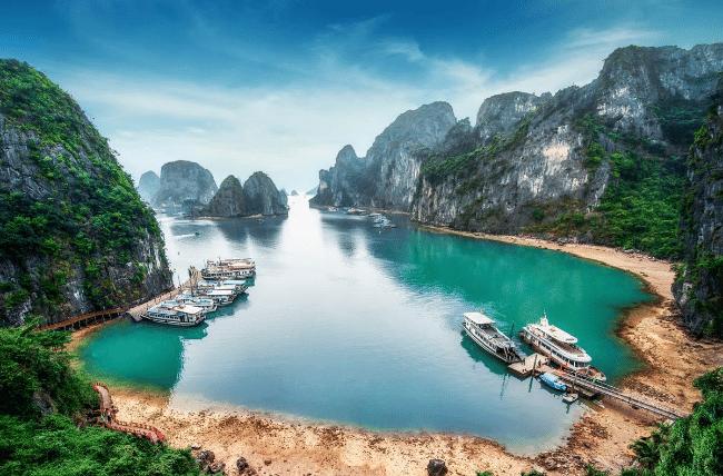 Halong Bay, Vietnam Tour